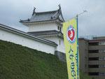 会場になったのは宇都宮城址公園。7時に集合です。