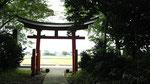 白山姫神社@山形県