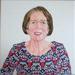 2017 Op verzoek geschilderd door Marian van Zomeren- van Heesewijk met acrylverf op linnen.