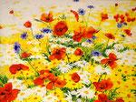 2012 Veldbloemen II 60 x 80 cm. acrylverf op paneel € 950,-