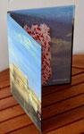 Nachlese 2, kartonierter Einband mit Motiv Venedigzeichnung, Geschenkpapier, 2019, Sonderanfertigung