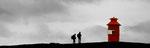 Stykkishólmur im Norden der Halbinsel Snæfellsnes