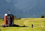 Golfplatz bei Borganes