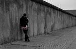 Der Rest der Mauer als Touristenattraktion