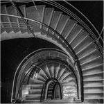 Treppe zum Weinkeller