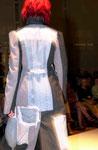 "Modell Abschluss- Modenschau 2002 ""Zwangezogen"""