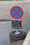 Parkplatzreservierung für unsere Gäste