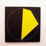 o.T., 1978, Acryl auf Leinwand, 90x90,3cm
