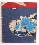 """""""Rue Pali-Kao, 20. Août  1961"""", 1961 Décollage 56 x 47 cm"""