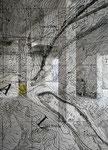 """""""Turin 3"""", Farbfotografie auf Aluminium"""