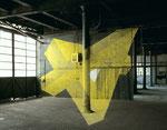 """""""Bercy 1"""" Farbfotografie auf Aluminium"""