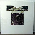 """""""Photographies de Vacances"""", 1989 Cibachrome 100 x 100 cm"""