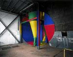 """""""Nantes"""" 2002 Farbfotografie auf Aluminium"""