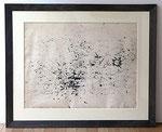 """Arman """"Allure d`objets"""", ca.1958 Tuschezeichnung 49,5 x 66,5 cm"""