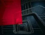 """""""Paris 2"""", Farbfotografie auf Aluminium"""