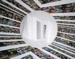 """""""Toulouse 2"""" 2003 Farbfotografie auf Aluminium"""