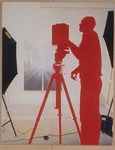 """""""Photographing a Painting"""", 1994 (Sold)"""
