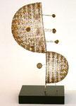 """""""Kyma"""", 2006 Messing 31 x 18 x 17 cm"""
