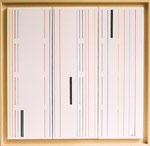 Graduation verticale 1+2+3V - 60 x 60 cm