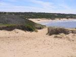 Bild: Strand von Punta del Diablo