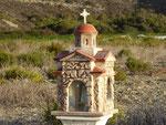 Griechische Miniaturkirche