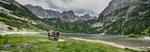 Sebensee/Östereich Nähe Zugspitze