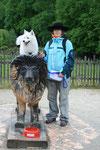 Besuch im Zoo Salzburg