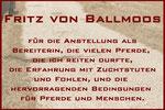 Fritz von Ballmoos