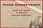 Hans D. Dossenbach