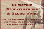 Christine Stückelberger & Georg Wahl