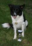 Bronzemedaille + Pokal - JUHUUUUUUUUUUU