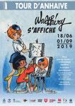 """Retour en photo sur l'expo """"Walthéry s'affiche"""" de la Tour d'Anhaive à Jambes."""