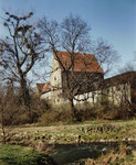Marienburg von Osten, im Vordergrund die Innerste