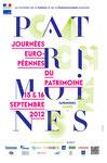 JEP 2012 - Thème(s) : Les patrimoines cachés.
