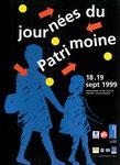 JEP 1999 - Thème(s) : Patrimoine et citoyenneté et L'Europe, un patrimoine commun.