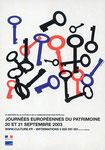 JEP 2003 - Thème(s) : Patrimoine spirituel, Le bicentenaire de la mort de Mérimée et La restauration du Château de Lunéville.