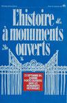 JEP 1984 - Création de la Journée Portes ouvertes dans les monuments historiques.