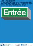 JEP 2002 - Thème(s) : Patrimoine et territoires.