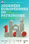 JEP 2013 - Thème(s) : 1913-2013 : cent ans de protection, dans le cadre de la commémoration du centenaire de la loi de 1913 sur les monuments historiques.