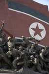 Mansudae Grand Monument - Pyongyang