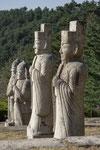Tomb of King Kongmin - Kaesong