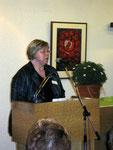 Frau Würth vom Pflegezentrum Münster