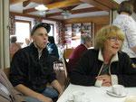Manuel und Annemarie, die Oma von Mika