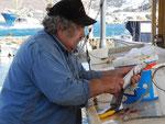 Mykonos, Fischmarkt