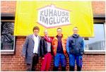 Quelle: RTL II den 25.04.2013 - Neubau des Hausanschlusses für Familie Hesemann aus Goddin mit Kollege M. Cravan und K. Kagel
