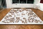 500 Ahninnen  im Atelier Kribusch, Wien, Foto:Pilo