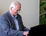 Peter Kohl am Klavier