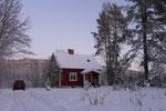 Winter in Lakene: Schnee satt