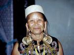 Kenyah Dayak Kalimantan.