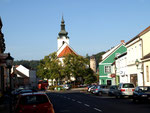 Litschau (im Bezirk Gmünd in Niederösterreich).